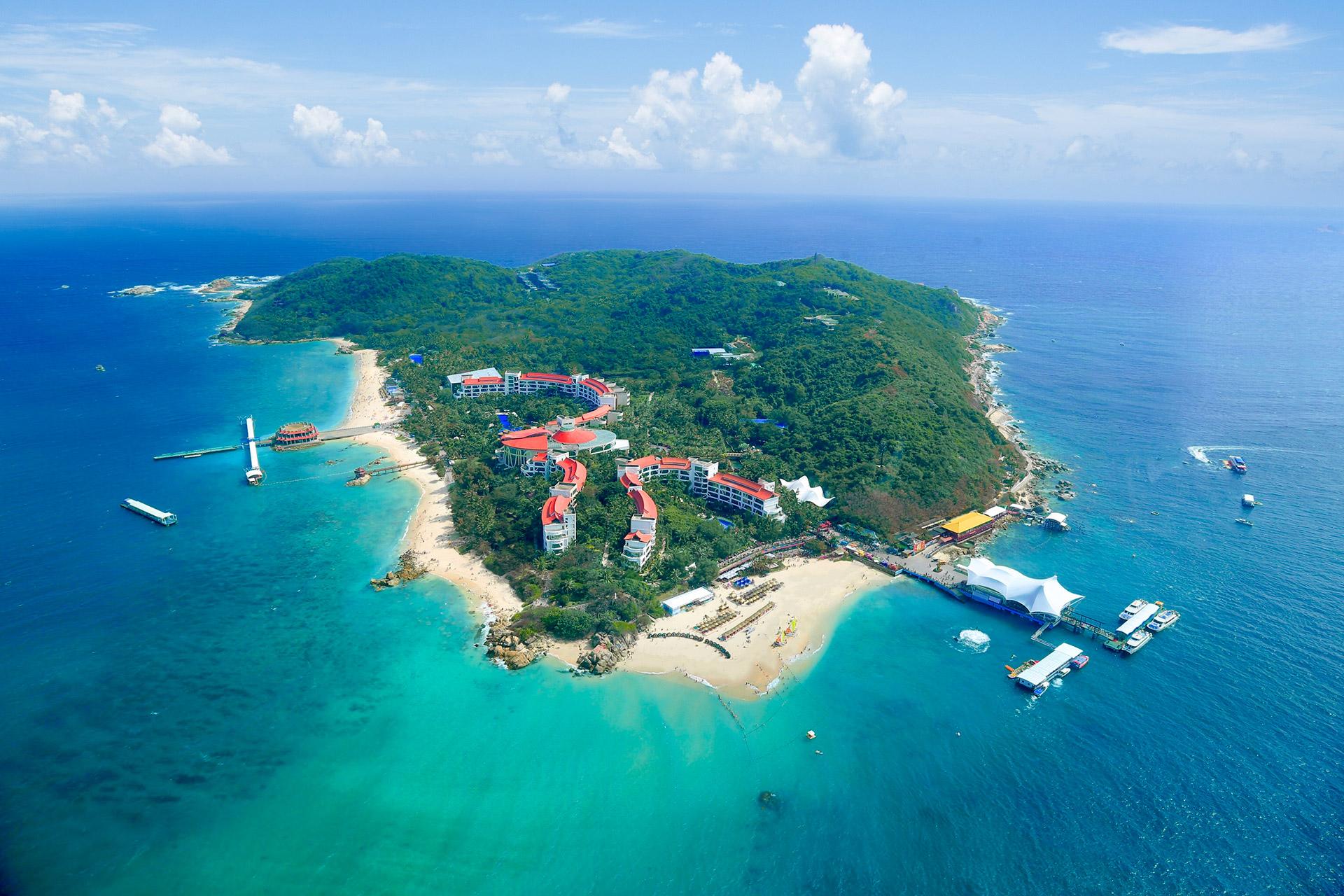 蜈支洲岛旅游区