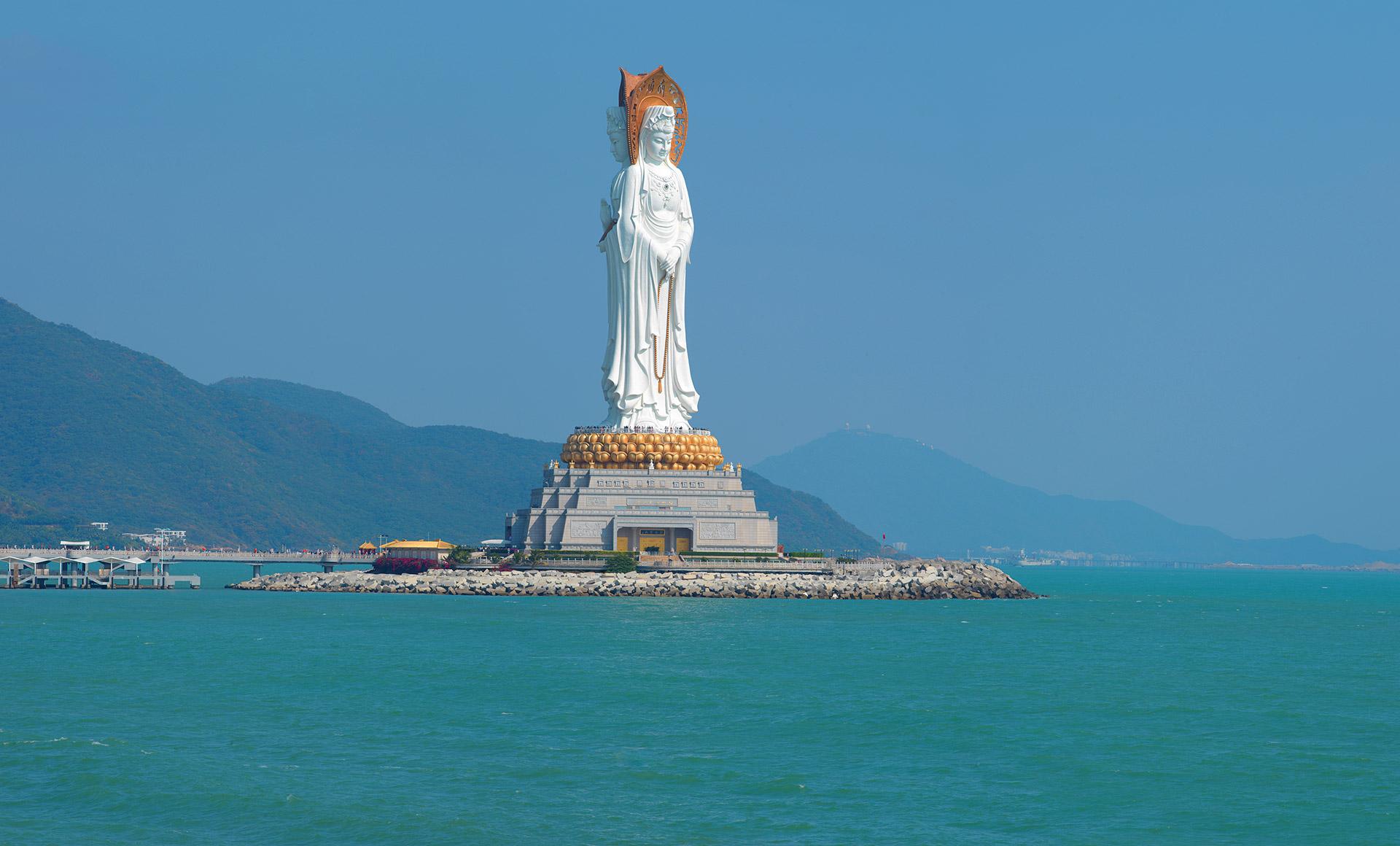 南山旅游文化区