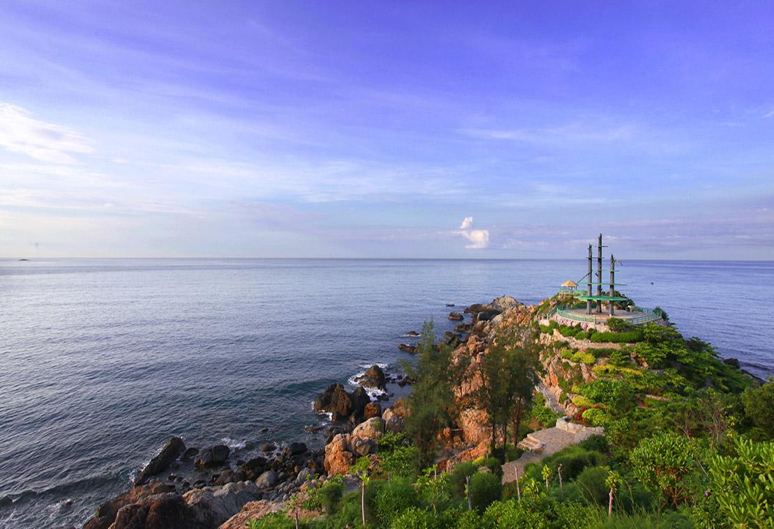 三亚西岛海洋文化旅游区