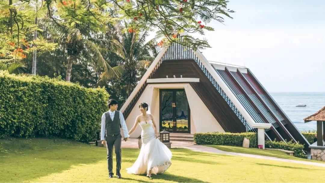 情满天涯,三种婚礼方式带你解锁浪漫爱情