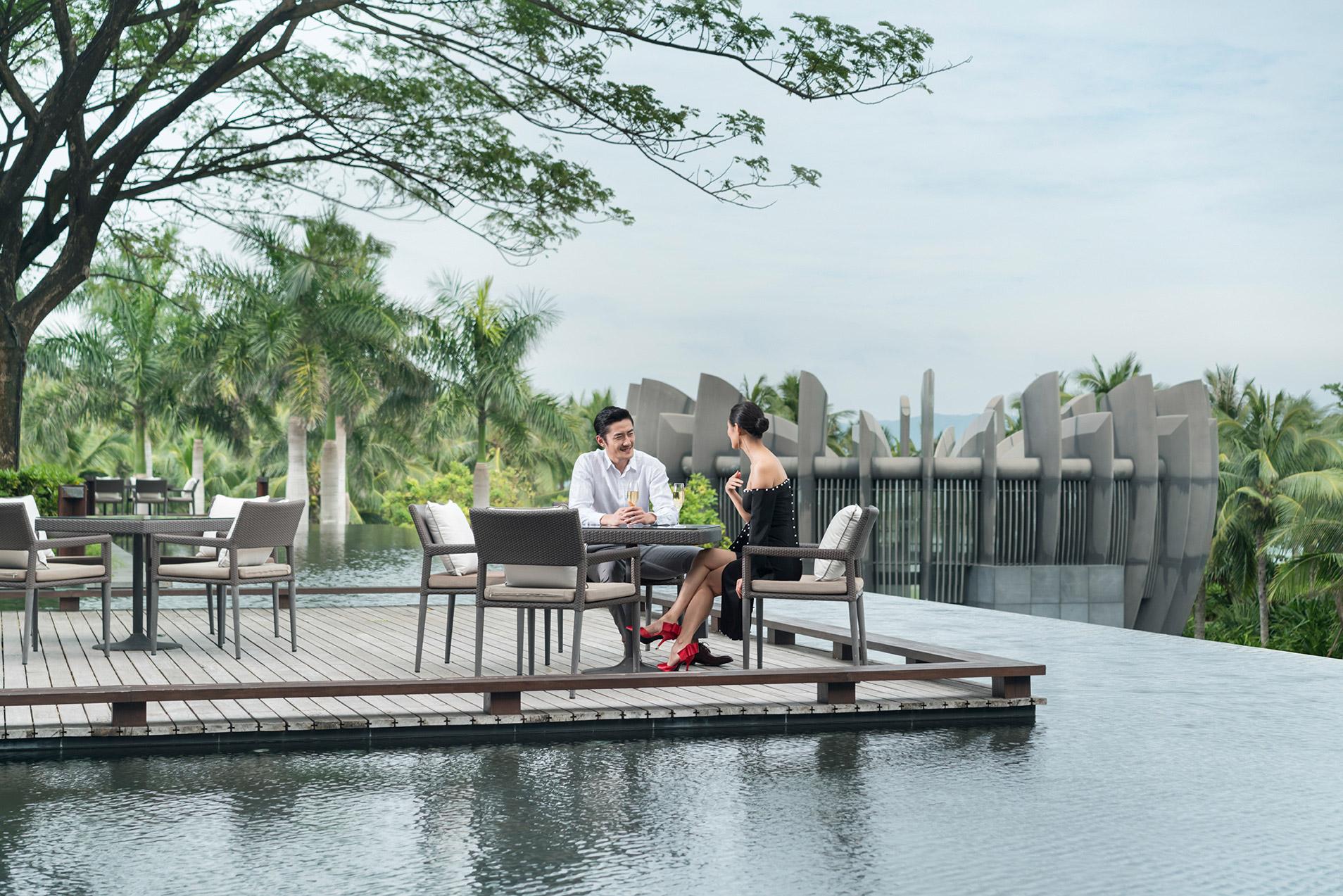 Romantic Moments - Terrace浪漫时刻 - 观景台 三亚太阳湾柏悦酒店.jpg